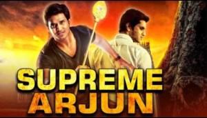 Supreme Arjun (2018) [Hindi]